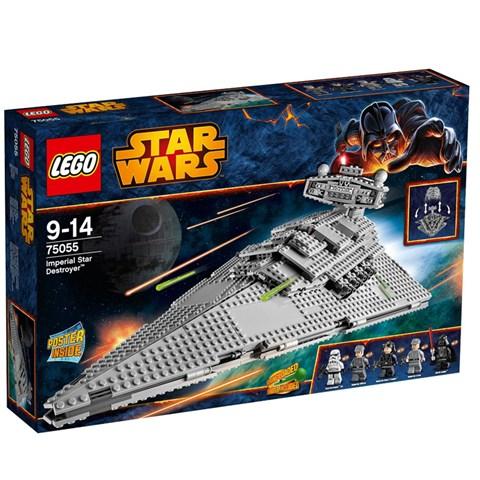 Do choi LEGO 75055 - Phi Thuyen Chien Dau Hoang Gia
