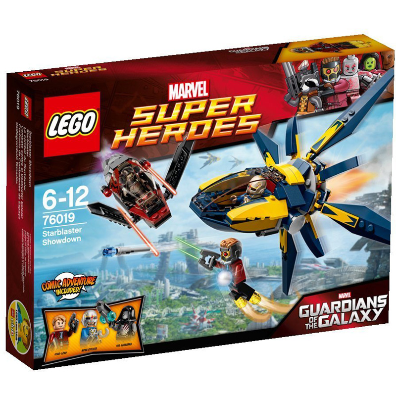 Do choi LEGO 76019 - Am Muu That Bai