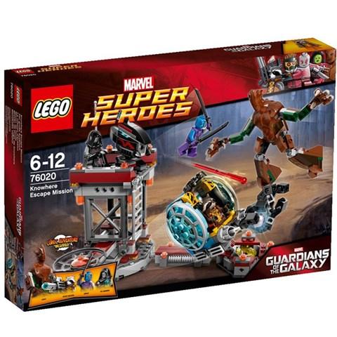 Do choi LEGO 76020 - Nhiem Vu Tron Thoat