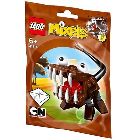 Mo hinh LEGO Mixels Sinh Vat Jawg - 41514
