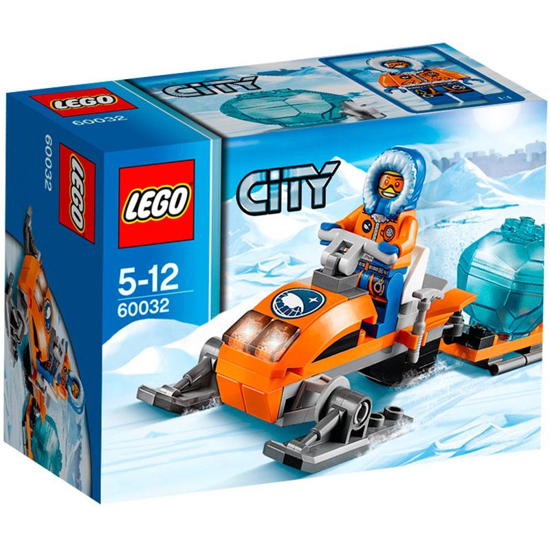 Do choi LEGO 60032 - Mo To Truot Tuyet