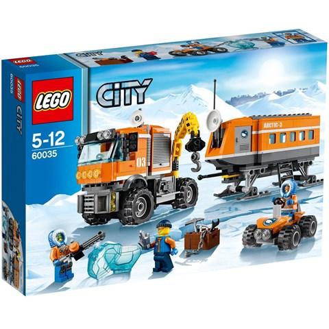 Do choi LEGO 60035 - Tien Tram Bac Cuc