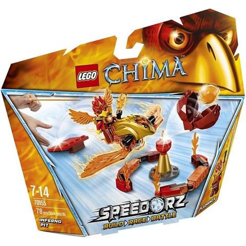 Do choi LEGO 70155 - Duong Bang Phuong Hoang