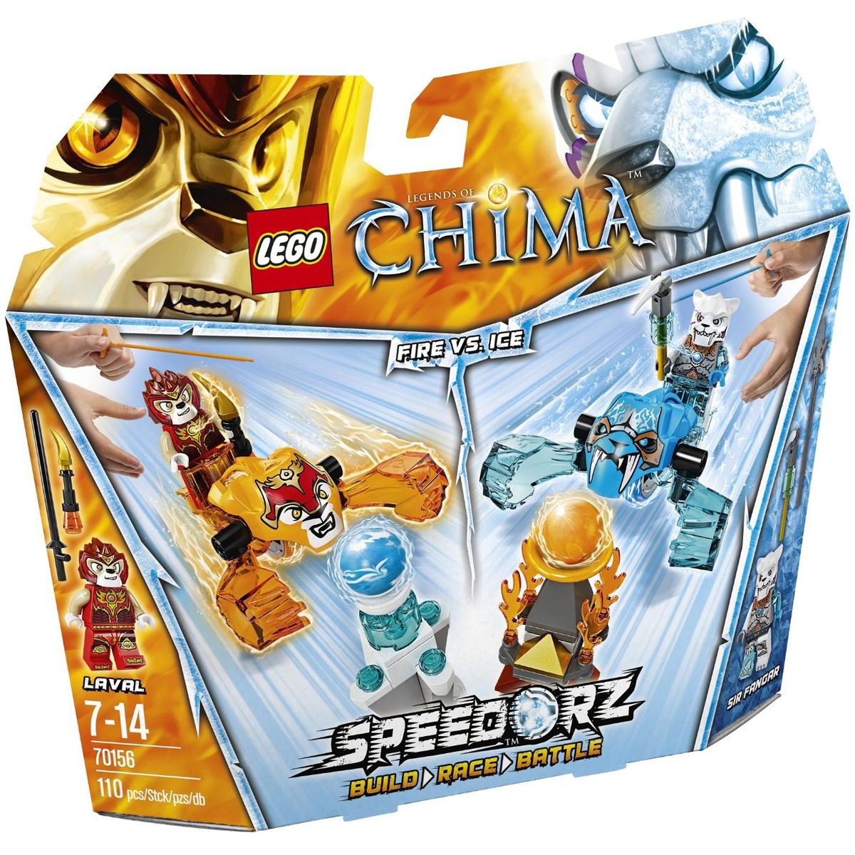 Do choi LEGO 70156 - Tran Chien Lua Bang