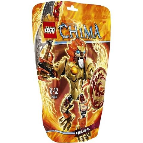 Do choi LEGO 70206 - Chien Binh Lua Laval