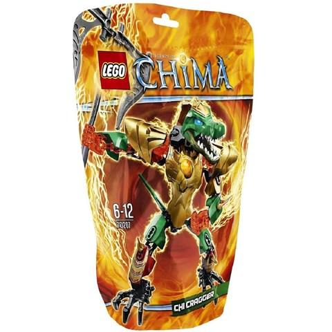 Do choi LEGO 70207 - Chien Binh Lua Cragger