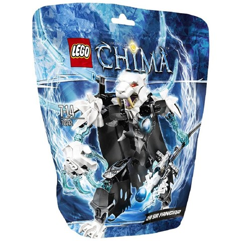 Do choi LEGO 70212 - Chien Binh Bang Sir Fangar