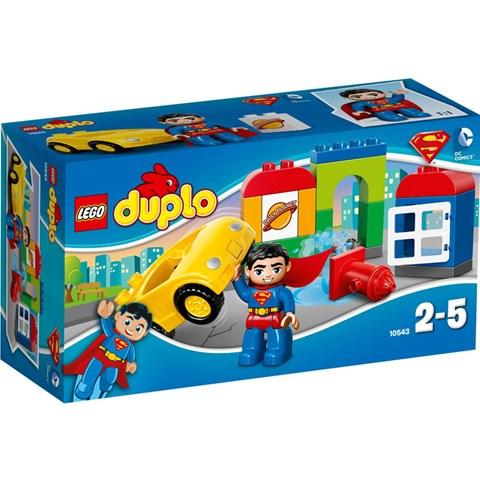 Do choi LEGO Duplo 10543 - Sieu Nhan Giai Cuu