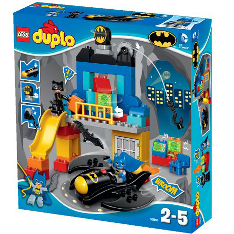 Do choi LEGO Duplo 10545 - Kham Pha Hang Doi