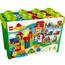 Do choi LEGO Duplo 10580 - Thung gach DUPLO vui nhon cao cap