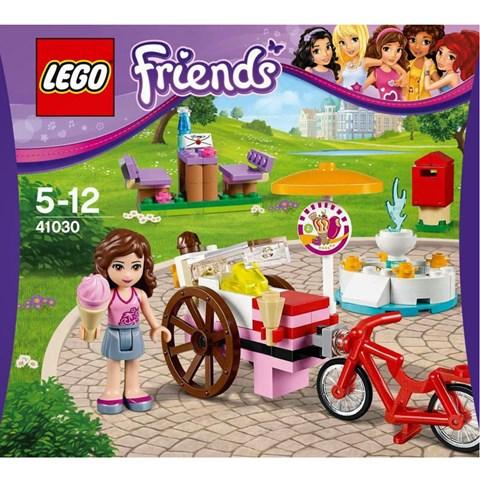 Do choi LEGO Friends 41030 - Xe Kem Cua Olivia