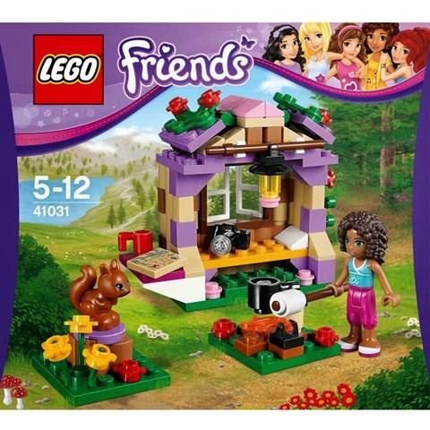 Do choi LEGO Friends 41031 - Nha Tren Nui Cua Andrea
