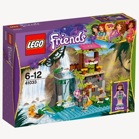 Do choi LEGO Friends 41033 - Cuu ho tai thac nuoc