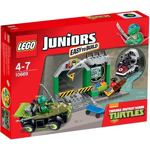 Do choi Lego Juniors 10669- Can Cu Rua