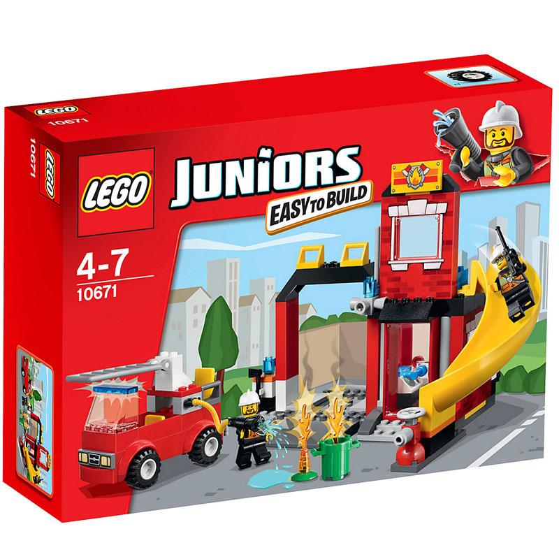 Do choi Lego Juniors 10671 - Cuu Hoa Khan Cap