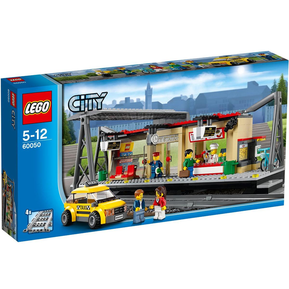 Do choi LEGO 60050 - Tram Xe Lua