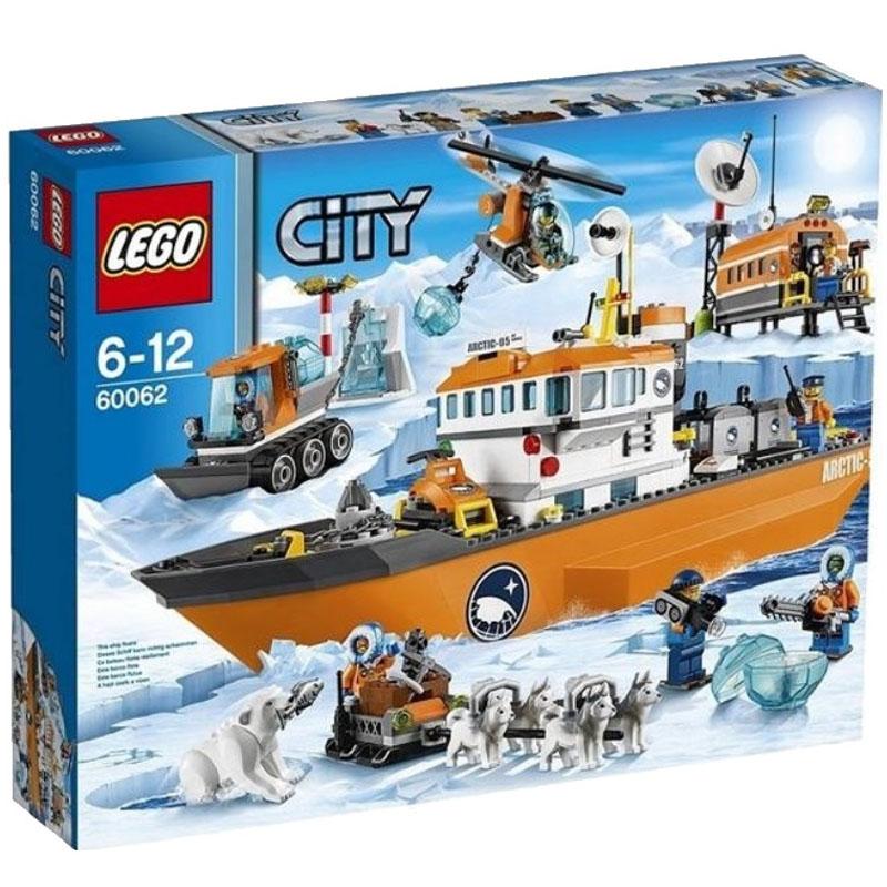Do choi LEGO City 60062 - Tau Pha Bang