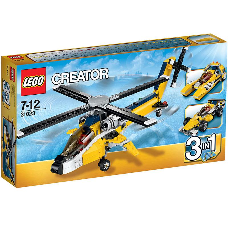 Do choi LEGO Creator 31023 - Tay dua vang