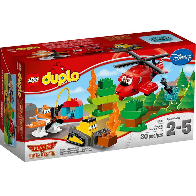 Do choi LEGO Duplo 10538 - May Bay