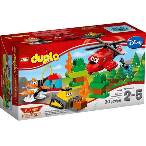 Do choi LEGO Duplo 10538 - May Bay