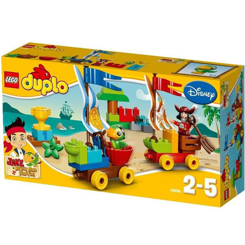 Do choi LEGO Duplo 10539 - Cuoc Dua Bai Bien