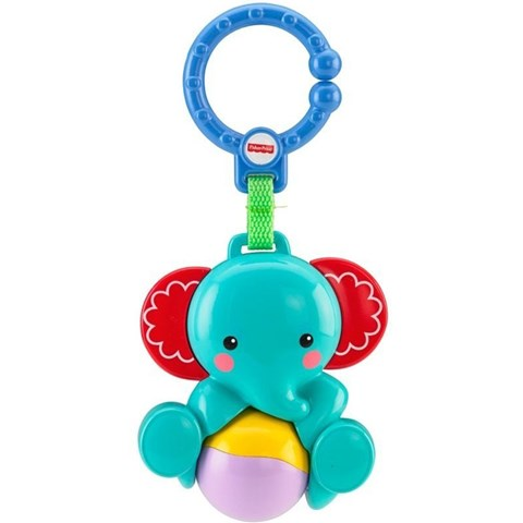 Luc lac voi om bong Fisher Price BLW37