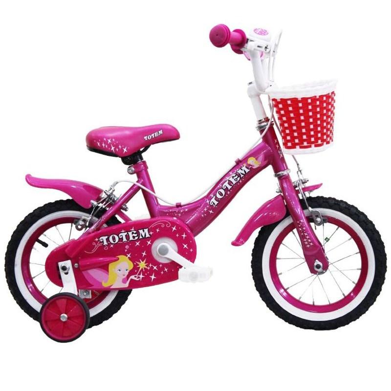 Xe đạp công chúa Totem 911-12B cho bé gái