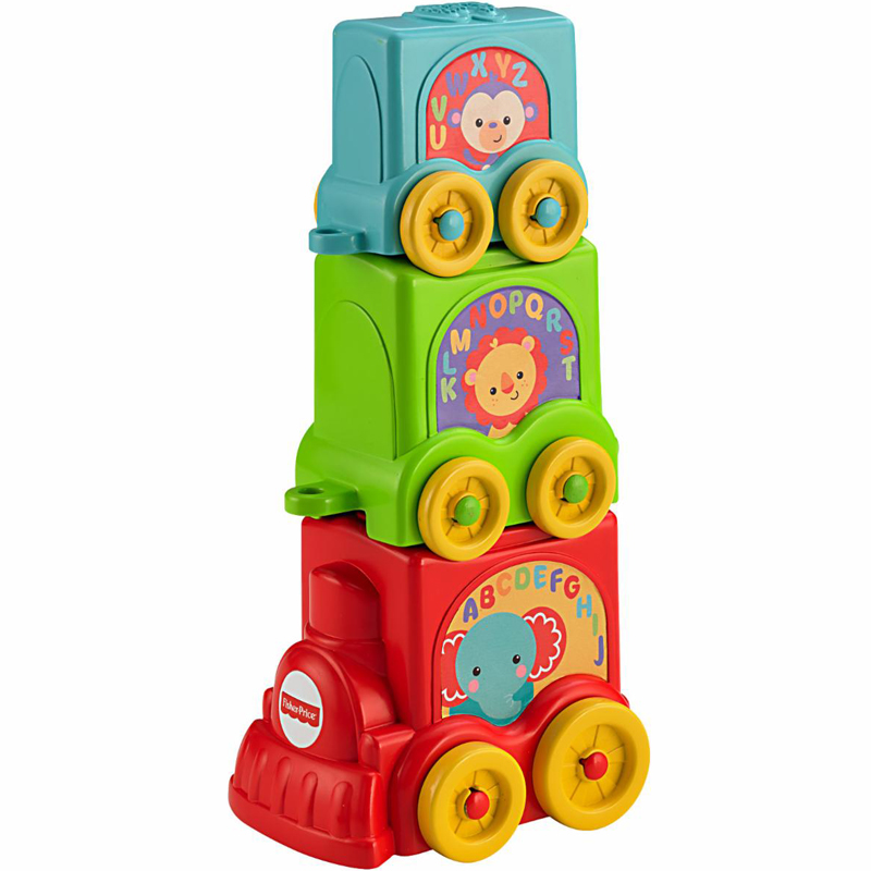 Do choi doan tau nang dong Fisher Price Y8653
