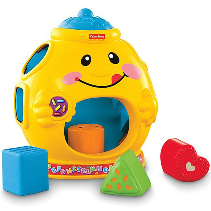 Do choi hop banh quy tha khoi Fisher Price Y5622
