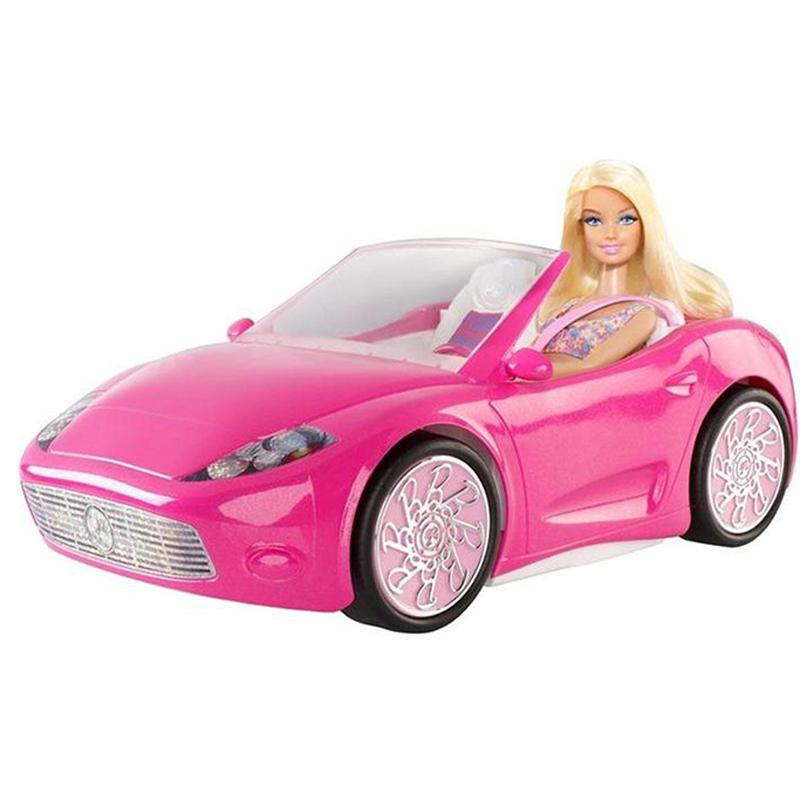 Xe sang trong Barbie X7944