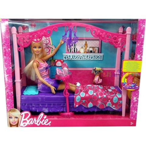 Phong ngu hien dai Barbie X7941