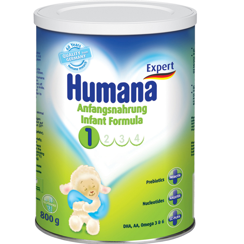 Sua Humana Expert 1 (800g)