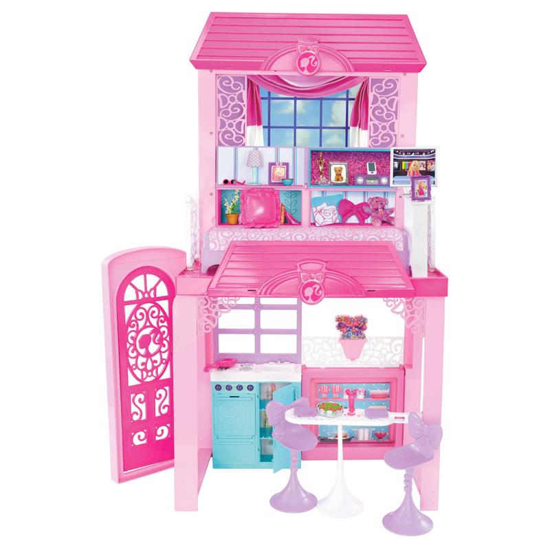 Biet thu Barbie X7945