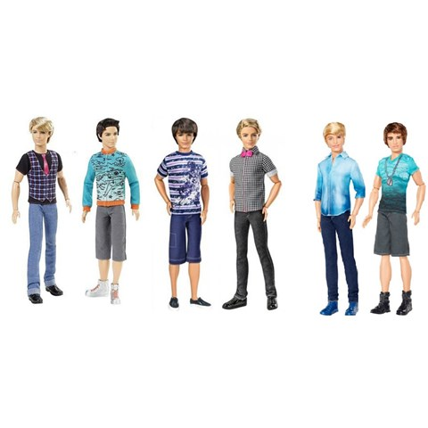 Ken - Ryan Barbie T4893