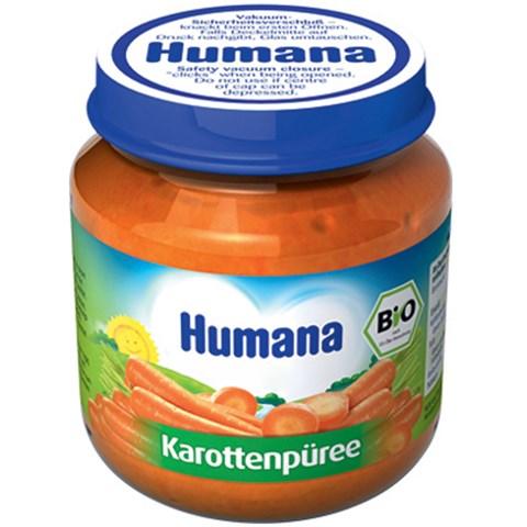 Thuc an dinh duong Humana ca rot nguyen chat