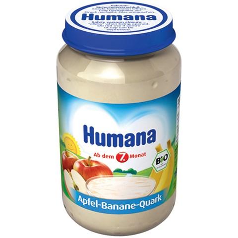 Thuc an dinh duong Humana tao chuoi pho mai