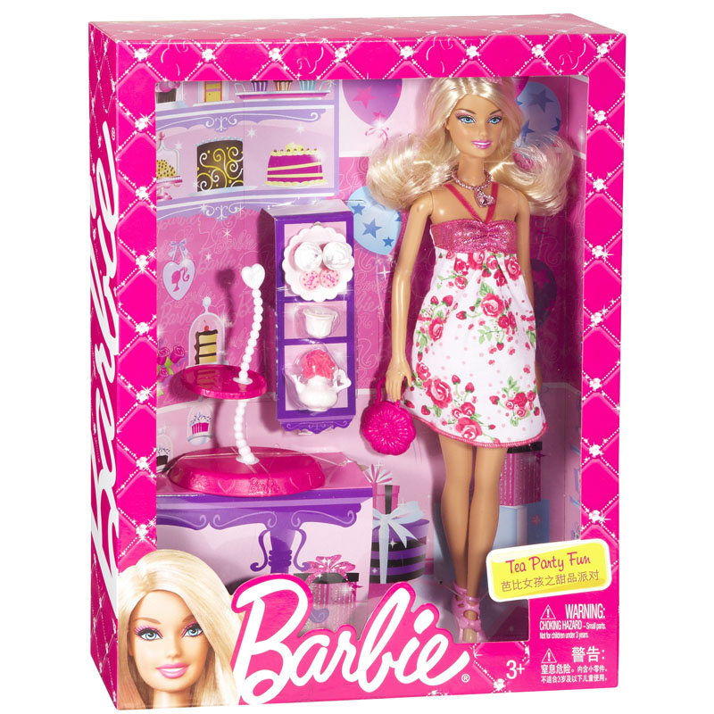 Barbie tiec tra BCF83