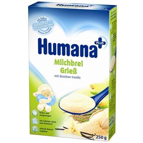 Bot sua dinh duong an dam Humana Vani (250g)