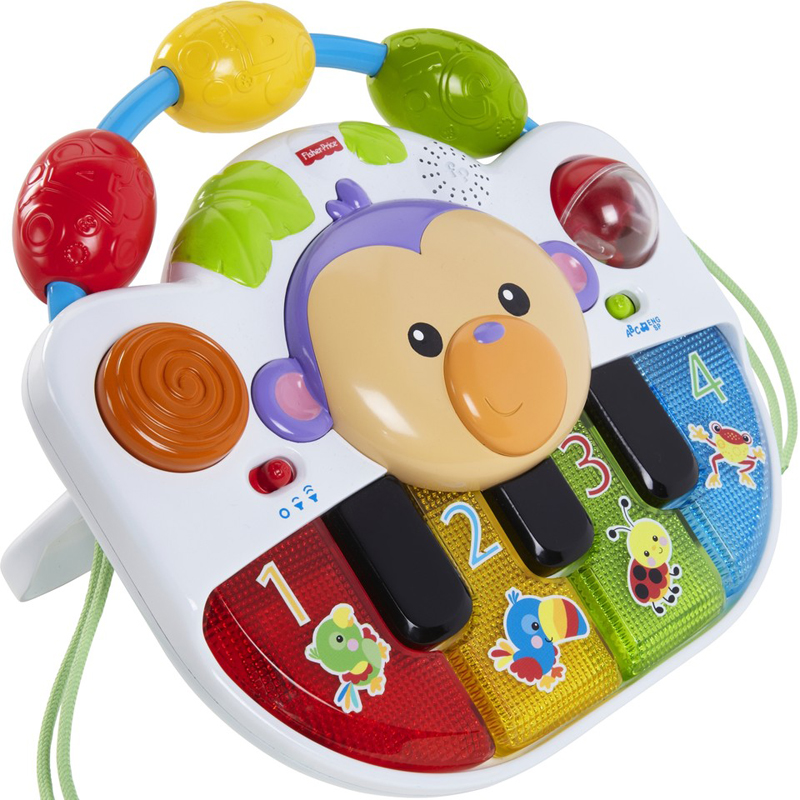 Do choi dan piano khi con Fisher Price BFH64