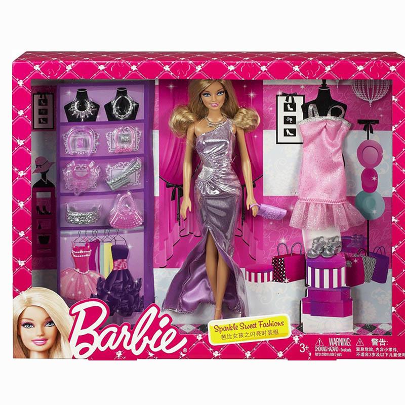 Ngot ngao va duyen dang Barbie BCF73