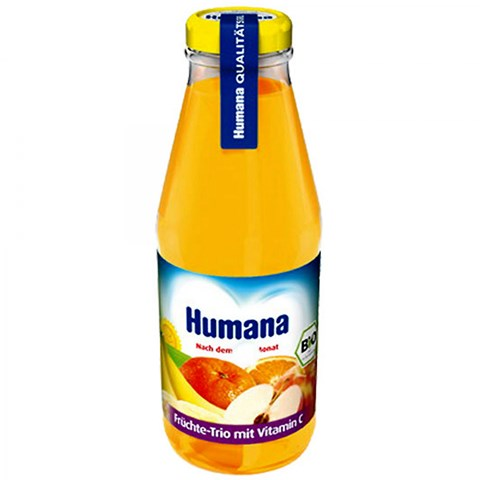 Nuoc ep Humana hon hop trai cay (200ml)