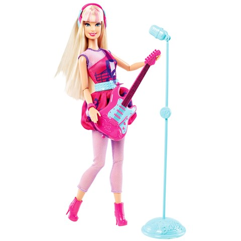 Sieu sao nhac Pop Barbie Y7374