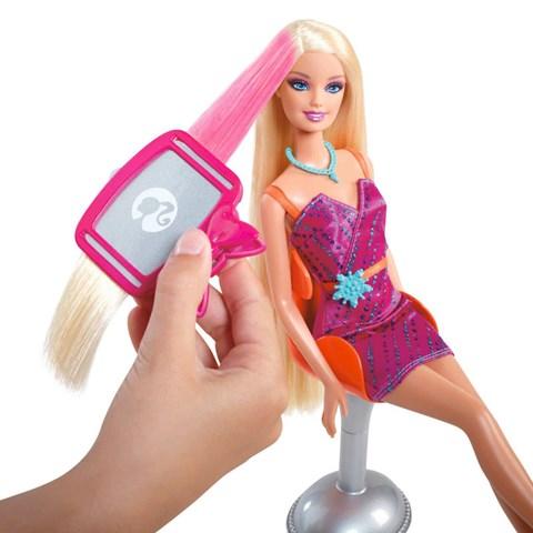 Vien tao mau toc Barbie X7888
