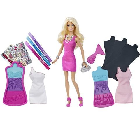 Vien thiet ke thoi trang Barbie BBY95