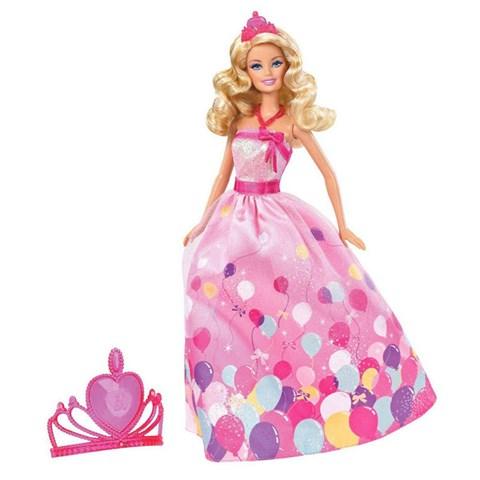Bup be Barbie W2862 - Cong chua sinh nhat