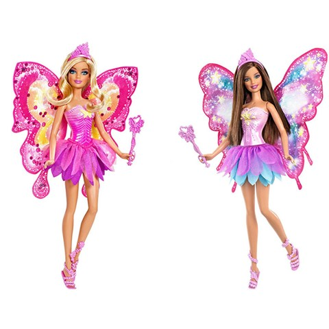 Bup be Barbie W2965 - Nang tien buom thoi trang