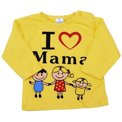 Ao cho be Mama & Papa Viet Nam (Det may Ha Noi)