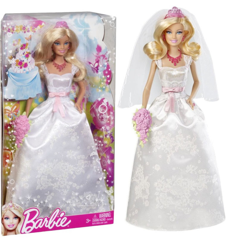 Co dau hoang gia Barbie X9444