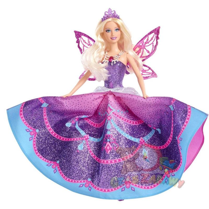 Cong chua tien buom Barbie Y6373