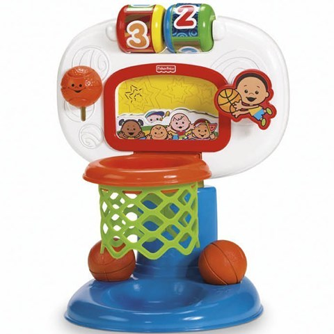 Do choi bong ro tap dung Fisher Price M1800